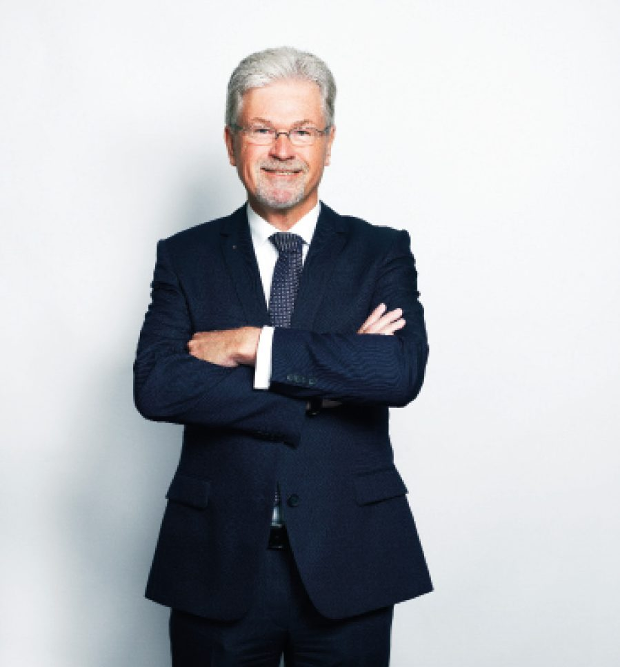 Wim Heeres - voorzitter Adfiz